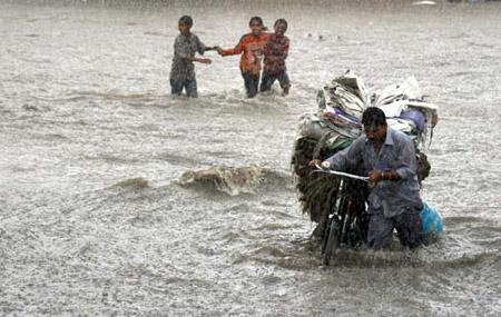 India - Temporada de monzones