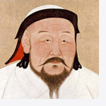 Kublai Khan, líder del Imperio Mongol