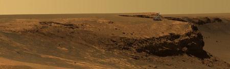 Los robots exploradores de Marte, en su hora más difícil