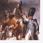 El invierno ruso derrotó a Napoleón