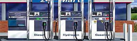 Pronto veremos surtidores de hidrógeno en las estaciones de servicio