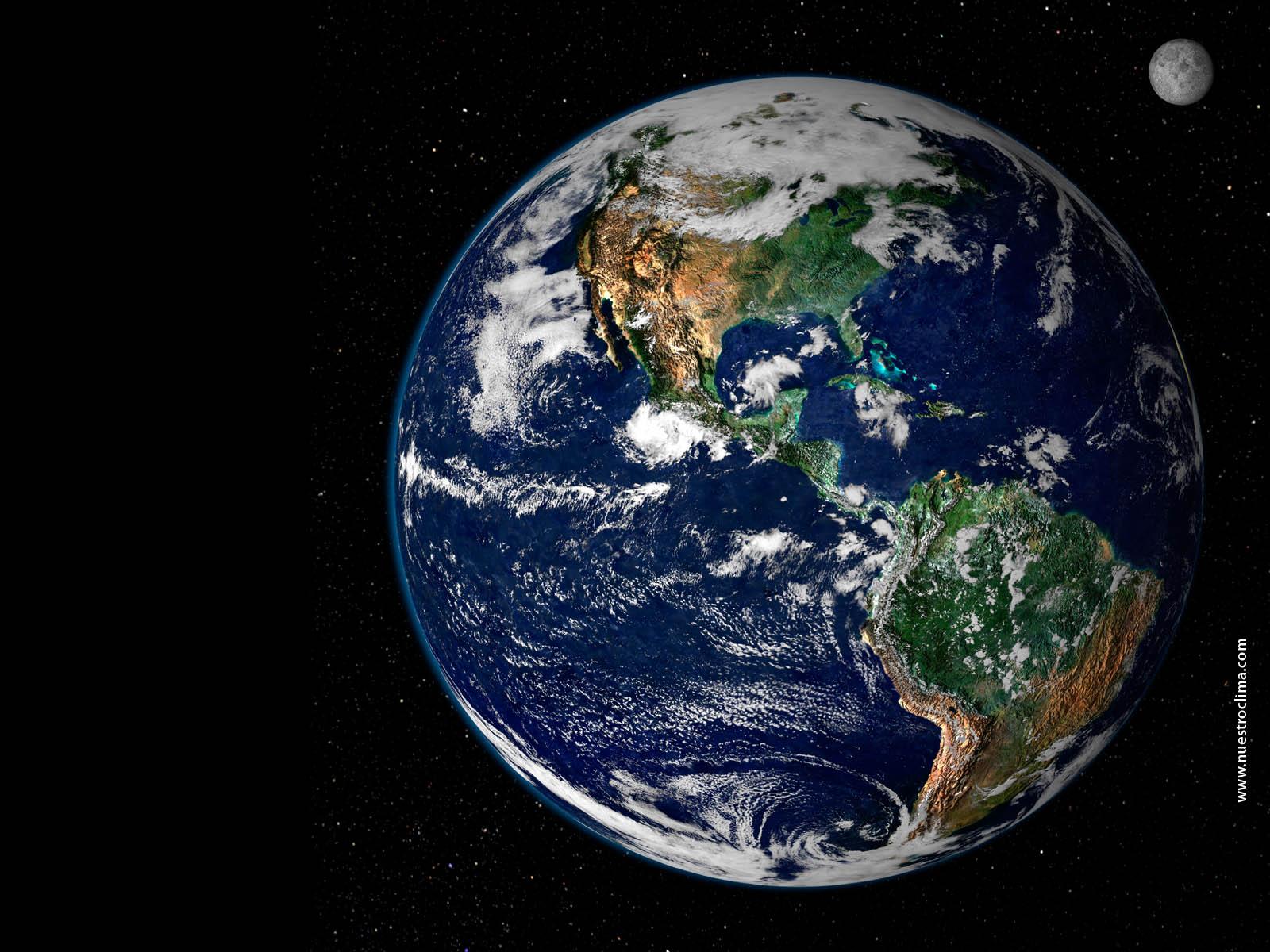 La Más Espectacular Imagen Satelital De La Tierra Nuestroclima