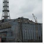 El 'sarcófago' de Chernobyl