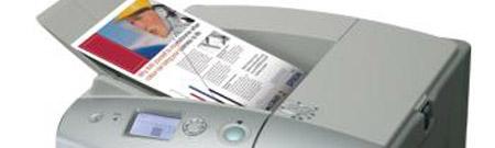 Impresoras láser, una amenaza para la salud