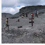 Explotación minera en Kabwe (Zambia)