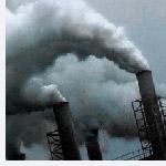 Mina de carbón en Linfen (China)