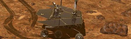 Los rovers marcianos, de nuevo en acción