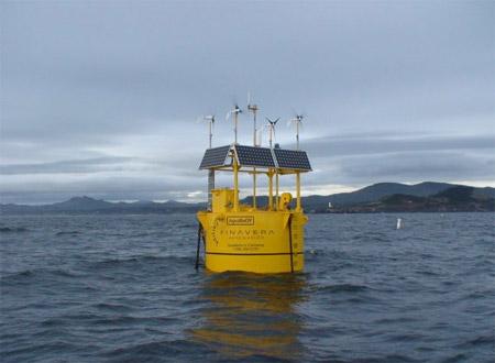 Aqua BuOY - Obteniendo energía de las olas del mar