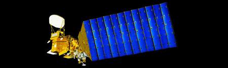 Satélite Aqua de la NASA