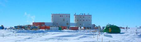 Base Concordia, Domo C, Antártida