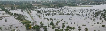 Aumentarán las inundaciones debido al calentamiento global