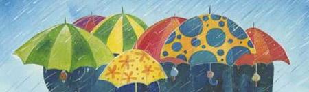 Paraguas insólitos y curiosos