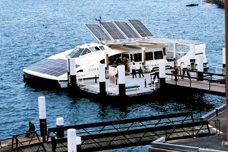 Solar Sailor, el navegante solar (click para ampliar)