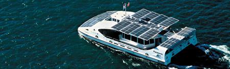 Solar Sailor, el navegante solar