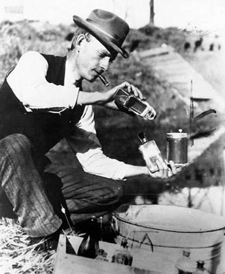 Charles Hatfield, fabricante de lluvias