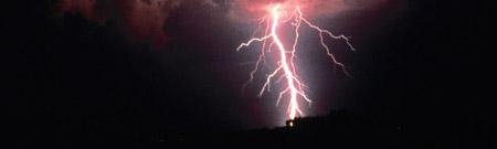 Las diez imágenes más espectaculares sobre rayos