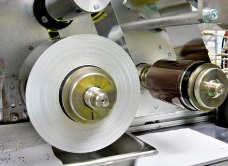 Sistema de producción de celdas solares Powersheet de Nanosolar