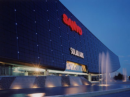Arca Solar de Sanyo