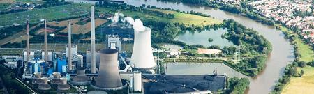 Planta de energía de Grosskrotzenburg, Frankfurt, Alemania