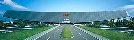 Solar Ark de Sanyo, el edificio solar más impactante del mundo
