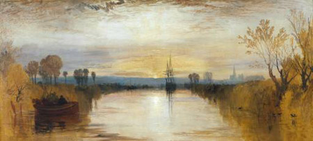 Chichester Canal, de J. M. W. Turner