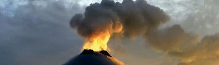 El volcán Tambora y el año sin verano