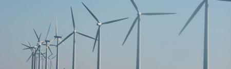 Generadores eólicos