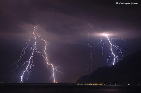 Cristophe Suarez, fotógrafo de rayos