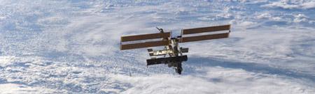 El atardecer más hermoso, desde la Estación Espacial Internacional