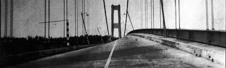 Puente de Tacoma - noviembre de 1940