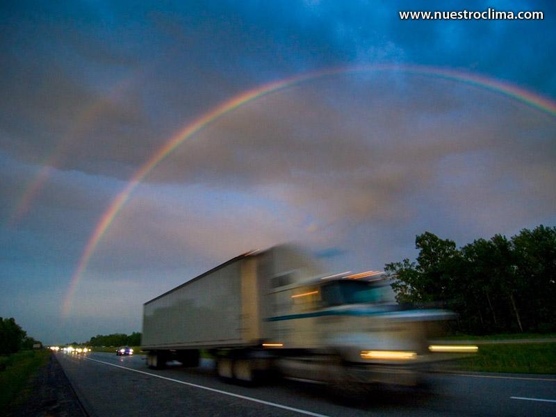 Arco iris dobles: imagenes de un fenomeno poco usual Arco_iris_doble_05_800x600