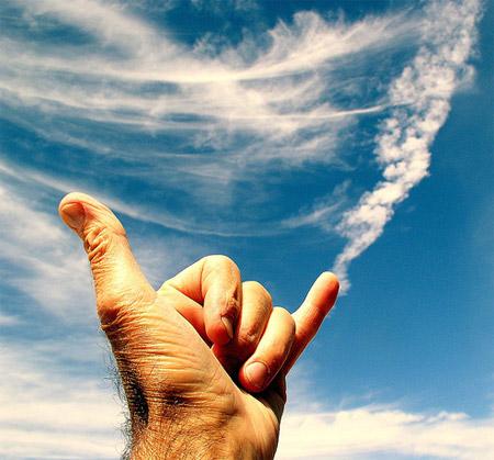 Jugando con el cielo