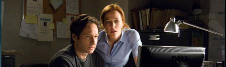¿Una misión para los agentes Mulder y Scully?