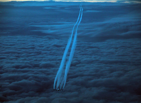 Chemtrails: ¿Estelas de avión o fumigaciones clandestinas?