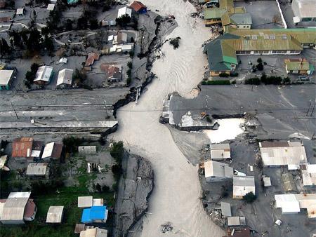 Erupción del volcán Chaitén, Chile