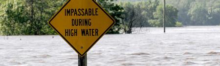 Tornado e inundaciones en Iowa, Estados Unidos