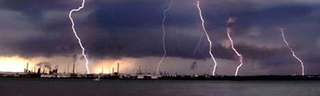 Récords meteorológicos