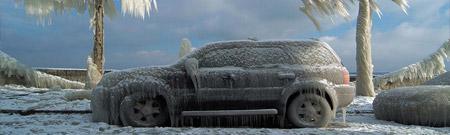 La gran helada de Ginebra del 2005