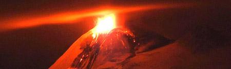 Volcanes Llaima y Chaitén: continúa el estado de alerta