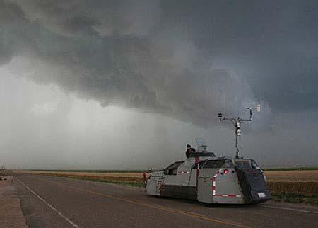 TIV (Tornado Intercept Vehicle)