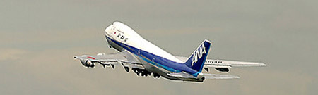 Boeing 747 de All Nippon Airways