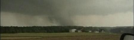Tornado en Polonia