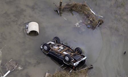 Huracán Ike: el día después