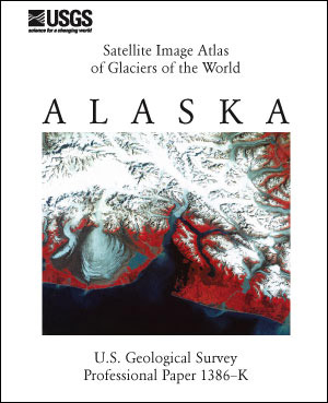 Libro 'Glaciares de Alaska' de Bruce Molnia - USGS