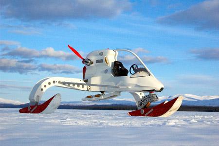 Lotus CIV - Concept Ice Vehicle