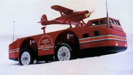 Snow Cruiser de 1939