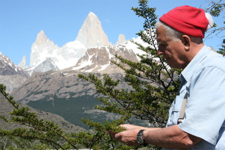 Profesor Gary Strobel - Universidad de Montana