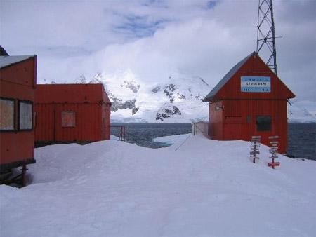 Estación Científica Almirante Brown - Antártida Argentina