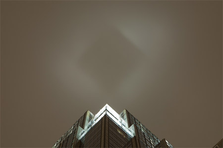 Proyecciones en el cielo - Blake Gordon