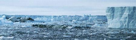 La Antártida también sufre los efectos del calentamiento global